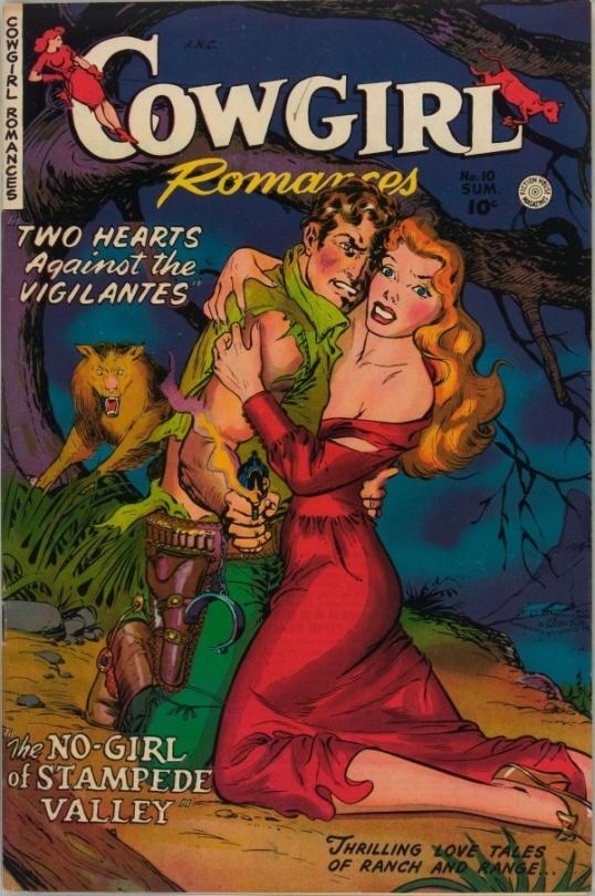 Cowgirl-Romances-10-1952-600x903